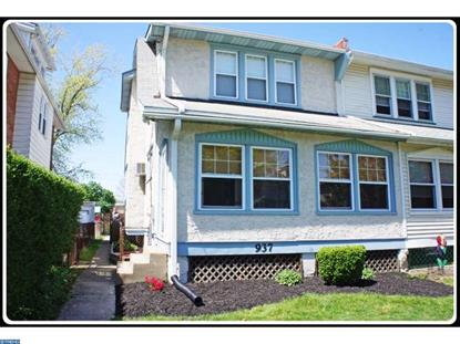 937 11TH AVE Prospect Park, PA MLS# 6798173