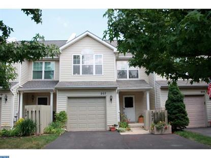 207 PRINCE WILLIAM WAY Chalfont, PA MLS# 6832311