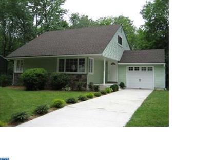 1603 N BOWLING GREEN DR Cherry Hill, NJ 08003 MLS# 6878089