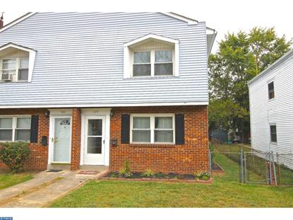 335 N GOVERNORS AVE Dover, DE 19904 MLS# 6907343