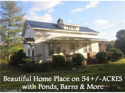 3711 Ashland Road  Reidsville, NC MLS# 657427