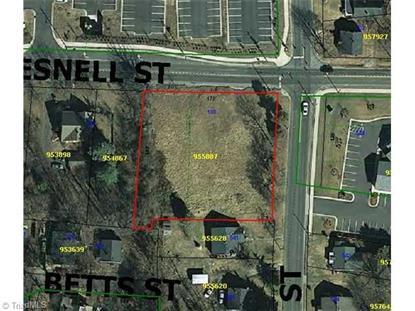 0 E Presnell Street Asheboro, NC MLS# 686307