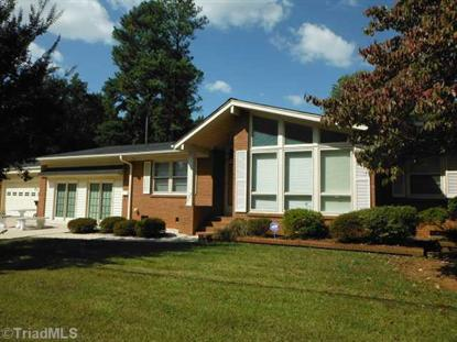 102 Country Club Drive  Lexington, NC MLS# 686663