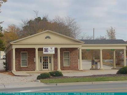 1532 N Fayetteville  Asheboro, NC MLS# 687038