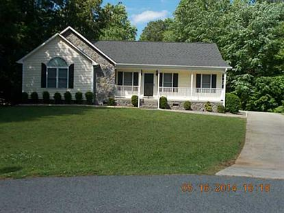 521 Sunrise  Asheboro, NC MLS# 707155