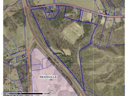 0 NC Hwy 14  Reidsville, NC MLS# 714362