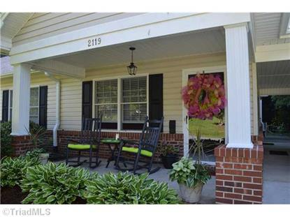 2119 Heatherstone Lane  Mount Airy, NC MLS# 716004