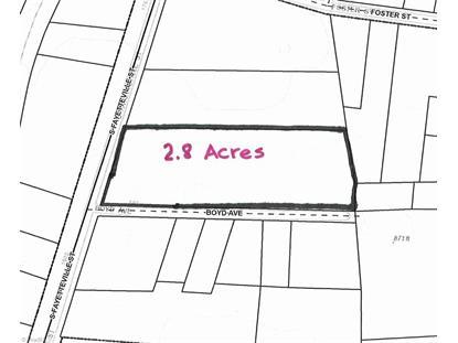 1847 Fayetteville Street Asheboro, NC MLS# 716850