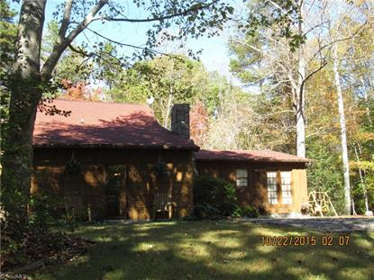 1600 Log Cabin Lane  East Bend, NC MLS# 721992