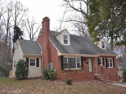 444 Maple Avenue  Asheboro, NC MLS# 726072
