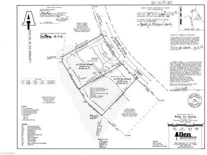 Lot 153 Juniper Circle Bermuda Run, NC MLS# 775406