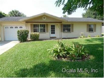 5121 SE 107 ST  Belleview, FL MLS# 408195