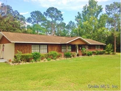 10861 SE 108 TERRACE RD  Belleview, FL MLS# 410526