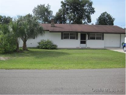 5020 SE 107 ST  Belleview, FL MLS# 415174
