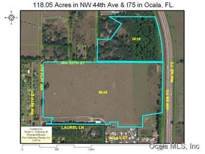 3171 NW 44 AVE  Ocala, FL MLS# 416894