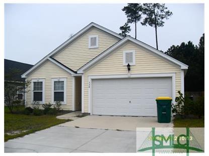 338 Winchester Drive Pooler, GA 31322 MLS# 102269