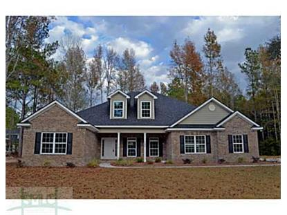 142 BLANDFORD Crossing Rincon, GA MLS# 117827