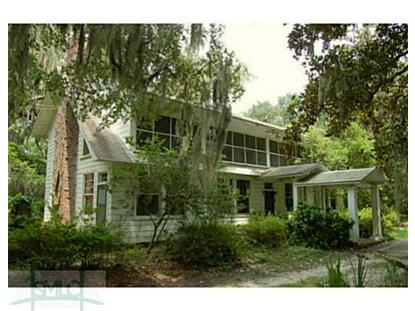 11 GRIMBALL RIVER Road Savannah, GA MLS# 126808