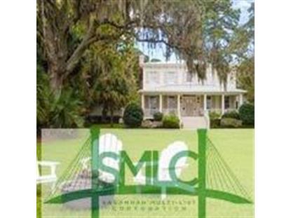 717 Dancy Avenue Savannah, GA MLS# 133798