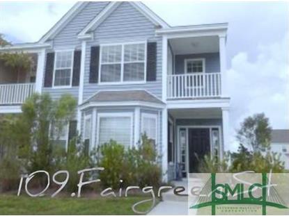 109 Fairgreen Street Pooler, GA 31322 MLS# 146405