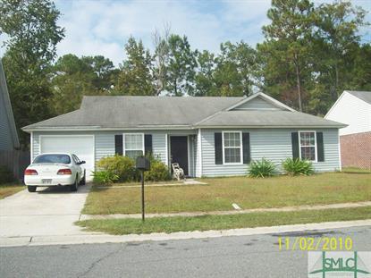 133 Finn Circle Pooler, GA 31322 MLS# 146575