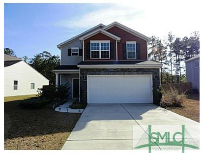 130 Hamilton Grove Drive Pooler, GA 31322 MLS# 151706