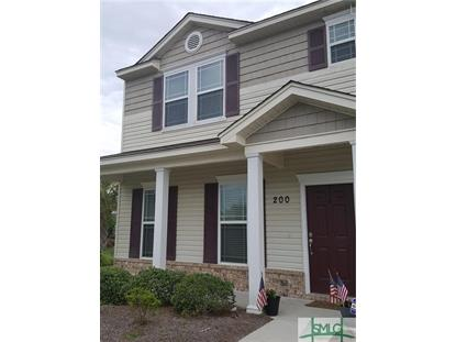 200 Opus Court Pooler, GA 31322 MLS# 159734