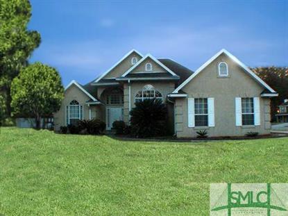 143 Cross Creek Drive Pooler, GA 31322 MLS# 161394