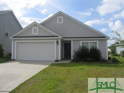 333 Winchester Drive Pooler, GA 31322 MLS# 164851