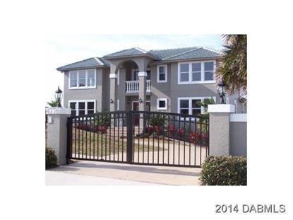 4776 ATLANTIC Avenue Ponce Inlet, FL MLS# 1000563