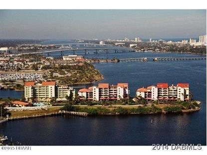 752 Marina Point Drive Daytona Beach, FL MLS# 1001793