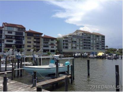 532 MARINA POINT Drive Daytona Beach, FL MLS# 1007788