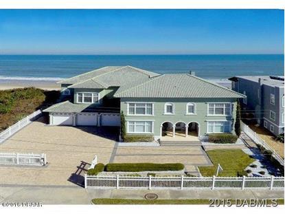 33 OCEAN SHORE Boulevard Ormond Beach, FL MLS# 1011457