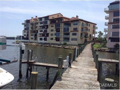 742 Marina Point Drive Daytona Beach, FL MLS# 1012016