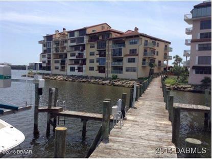 711 Marina Point Drive Daytona Beach, FL MLS# 1012805
