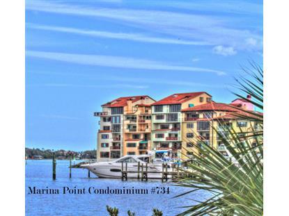 734 Marina Point Drive Daytona Beach, FL MLS# 1012991