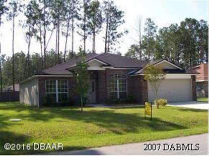 28 Riverside Lane Palm Coast, FL 32164 MLS# 1014001