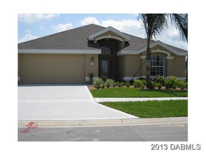 1489 Areca Palm Dr  Port Orange, FL MLS# 544805