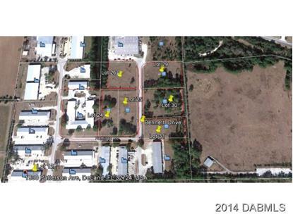 0 Hamilton Lots 24 25 Road Deland, FL MLS# 553808