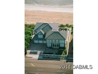 33 E Ocean Shore Blvd  Ormond Beach, FL MLS# 554045