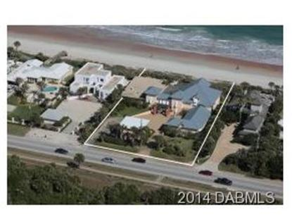 431 Ocean Shore Blvd  Ormond Beach, FL MLS# 555294
