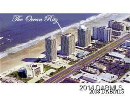 2900 N Atlantic Ave  Daytona Beach, FL MLS# 556449