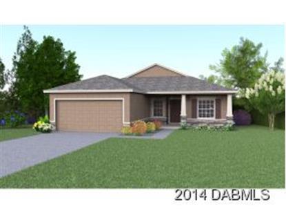 5281 Plantation Home Way  Port Orange, FL MLS# 557350