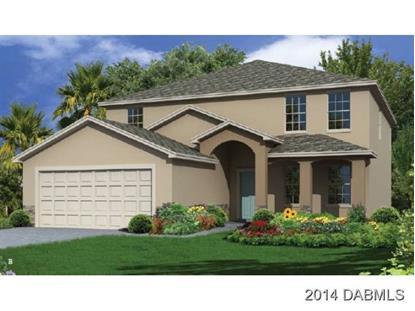5350 Peach Blossom Blvd  Port Orange, FL MLS# 559439
