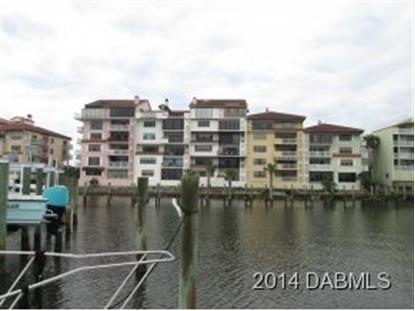 631 Marina Point Dr  Daytona Beach, FL MLS# 559754