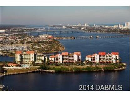 624 S Marina Point Dr  Daytona Beach, FL MLS# 560074