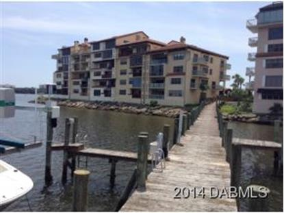 742 Marina Point Dr #742  Daytona Beach, FL MLS# 562090