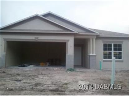 3844 Bourbon St  Port Orange, FL MLS# 563641