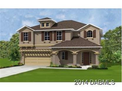 6644 Merryvale Ln  Port Orange, FL MLS# 564133