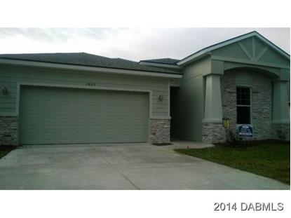 1845 Creekwater Blvd  Port Orange, FL MLS# 564138